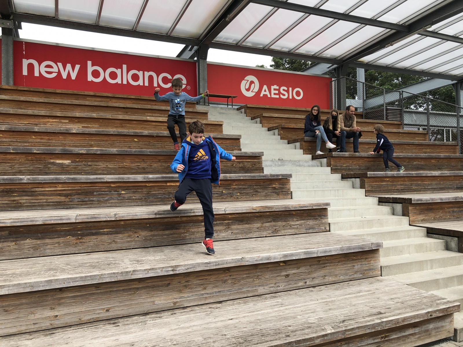 Journée Olympique Camphin- en- Pévèle